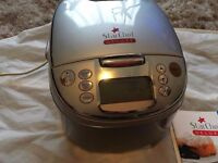 Star Chef Deluxe 5-in-1 multi functional cooker.
