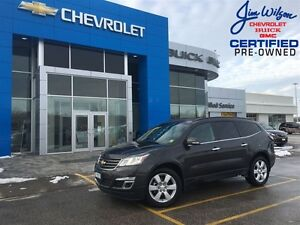 2016 Chevrolet Traverse LT AWD 7-PASS HEATED SEATS ROOF TRUE NOR