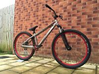 Scott Voltage YZ 0.2 DJ Dirt Jump Bike - Swap MTB