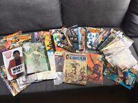 Comics Various