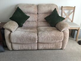 Quality 2 seater sofa from Arthur LLewelyn Jenkins