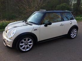 2004 MINI COOPER S 1.6 *PART EXCHANGE AVAILABLE* **PAN ROOF**