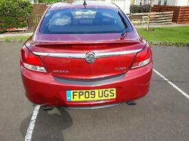 Limited Edition Vauxhall Insignia for Sale