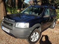 Land Rover Freelander 1.8 GS