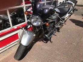 Suzuki GSF Bandit 1200cc Motorcycle