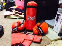 Kids boxing kit