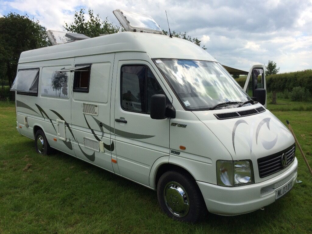 volkswagen lt  berth motorhomecampervan  yeadon west yorkshire gumtree