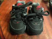 Nike Air Max trainers size 4