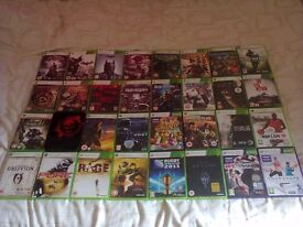 Xbox 360 Games For Sale - £2 Each or 3 for £5 - Good Condition