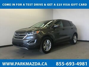 2015 Ford Edge SEL 4WD EcoBoost