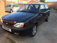 FORD FIESTA ZETEC S 1.2 16V LOW MILAGE AIRCON