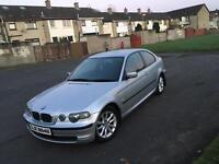Bmw 316ti 2004 sold