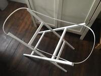 Brand new mamas and papas Moses basket stand