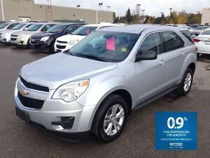 2015 Chevrolet Equinox LS ~ ALL WHEEL DRIVE ~ 4G LTE WiFi HOTSPO