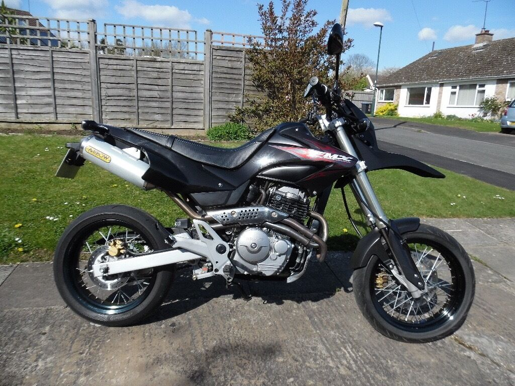 honda fmx 650 5 supermoto in warwick warwickshire gumtree. Black Bedroom Furniture Sets. Home Design Ideas