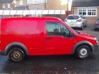Ford Transit Connect 09 Plate