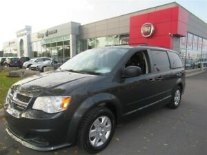 2012 Dodge Grand Caravan SXT*3 ZONE HEAT*