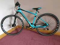 Women's boardman sports road bike
