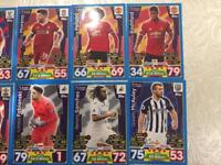Match Attax MoM and others - will also sell individual cards if needed