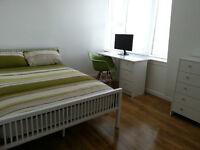 Modern refurbished City Centre double bedroom
