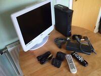 tv and xbox bundle with broadband extenders = netflix on the bedroom tv