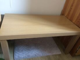 Selling table, heater, acoustic treatments etc...