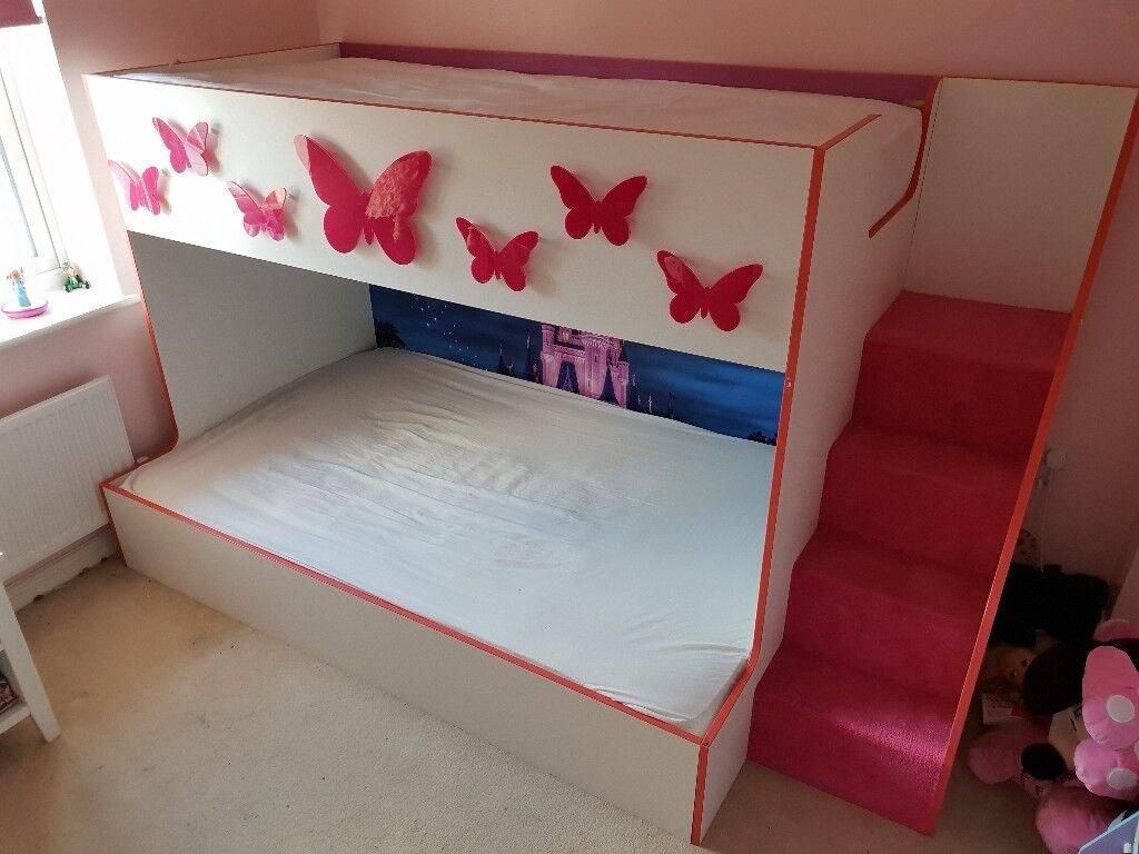 Disney Princess Bunk Bed In Sittingbourne Kent Gumtree