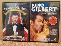 DVD Rhod Gilbert bundle - Good Xmas present