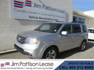 2014 Honda Pilot 3.5L 4X4 EX-L 8 Pass. w/Leather & Bluetooth