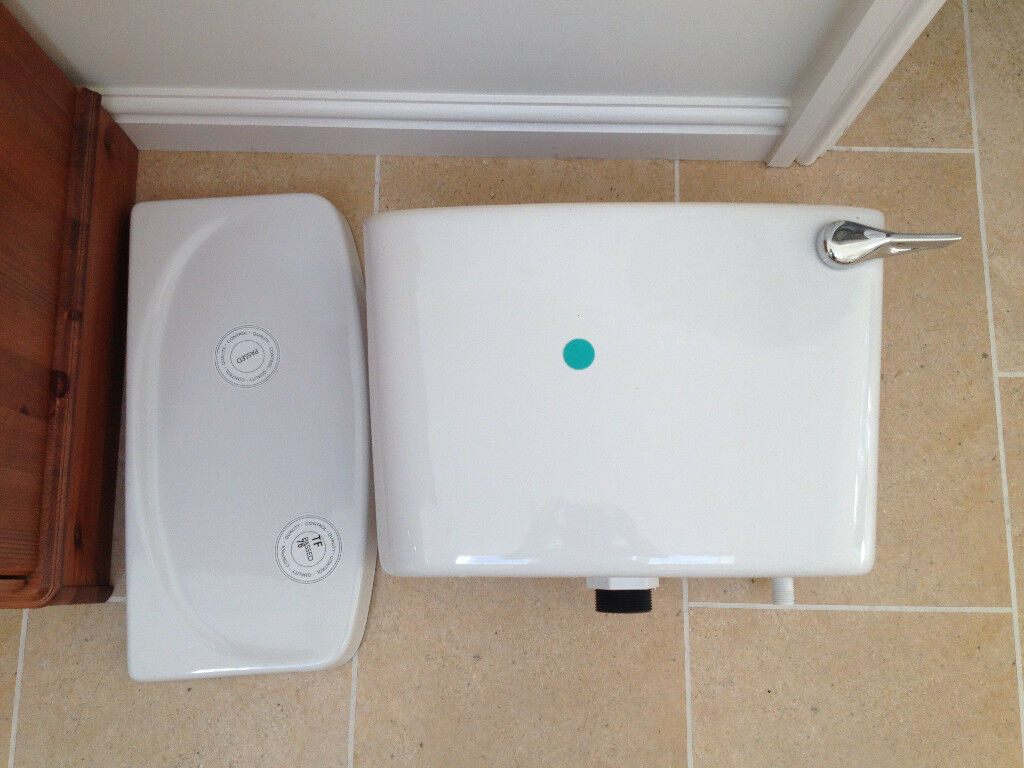 New Close Coupled Toilet Cistern