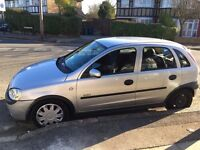 Vawxhall corsa for sale good conditions