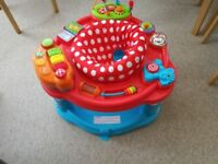 Baby's activity centre (GONE PENDING COLLECTION)