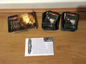 Card game (vintage) : Dungeoneer - Tomb of the Lich Lord (2003)