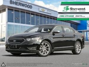 2016 Ford Taurus Limited AWD Only 9, 000KMS!!