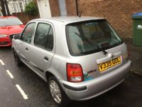 Micra Nissan 1999 silver for sale 350