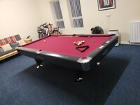 Pool table. Titan American 9ft