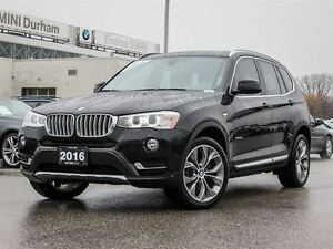 2016 BMW X3 xDrive35i Premium Package Esential