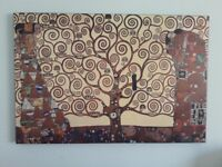 Tree of Life by Gustav Klimt - Large Canvas Picture