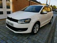 Vw Polo 2010 1.2 low miles 71k