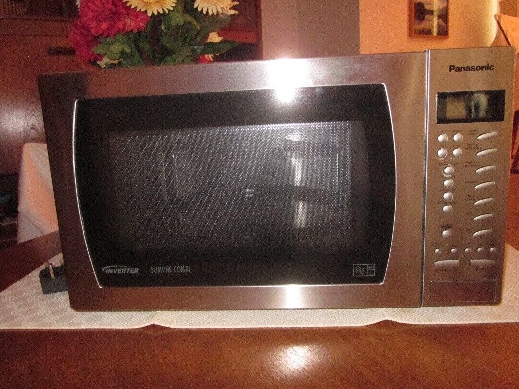Panasonic Combination Microwave Oven Grill Convection And