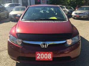 2008 Honda Civic DX-A | All Power | Amazing Condition Kitchener / Waterloo Kitchener Area image 8