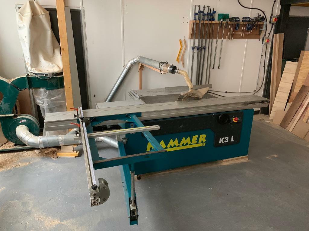 Hammer KL3 Trend Panel Saw - FELDER sliding table | in Kelvinbridge,  Glasgow | Gumtree