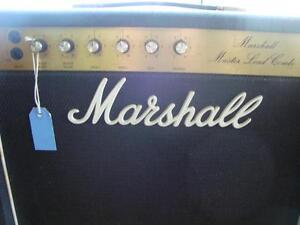 Ampli de guit Marshall Master Lead Combo