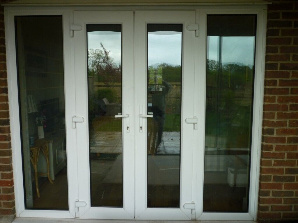 Upvc French Doors Back Door And Window