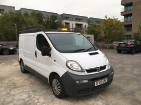 Vauxhall Vivaro 1.9 DTI 2700 White,Bluetooth,Roof Rack,LED Lights