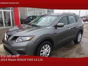 2014 Nissan ROGUE FWD CRUISE-BLUETOOTH-CAMÉRA DE RECUL-GROUPES É