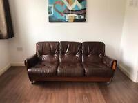G Plan Teak 3 Seater Sofa