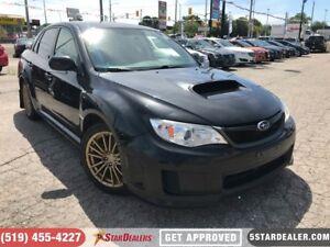 2013 Subaru WRX AWD | HEATED SEATS