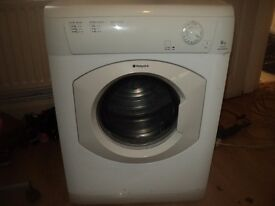 hotpoint vented tumble dryer 6kg