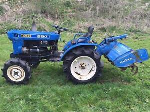 Parts for Iseki TX1500 orchard tractor 4x4 Waikiki Rockingham Area Preview